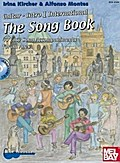 Guitar-Intro 1: The Song Book, International Version: 40 Easy Song Accompaniments for All Ages [With Sticker(s) and CD (Audio)] - Irina Kircher