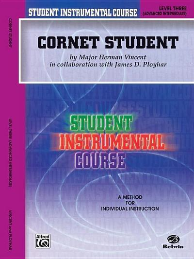 Student Instrumental Course Cornet Student: Level III - Herman Vincent
