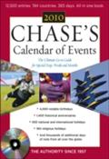 Chase`s Calendar of Events 2010 - EDITORS OF CHASE'S