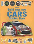Build Your Own Cars Sticker Book - Simon Tudhope