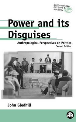Power and its disguises anthropological perspectives on poli tics