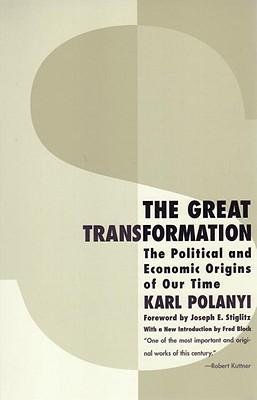 The great transformation the political and economic origins of our time