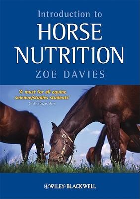 Introduction to horse nutrition