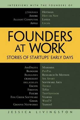 Founders at work - stories of startups' early days