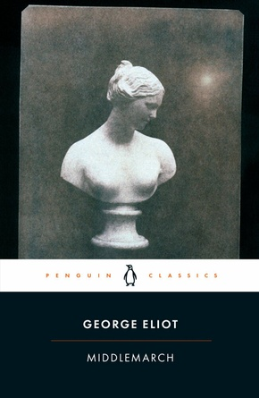 Middlemarch, English edition - George Eliot