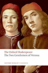 The Two Gentlemen of Verona. Die zwei Herren von Verona, englische Ausgabe - William Shakespeare