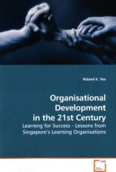 Organisational Development in the 21st Century