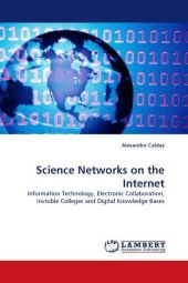 Science Networks on the Internet - Alexandre Caldas