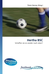 Hertha BSC - Timm Harvey
