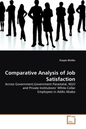 Comparative Analysis of Job Satisfaction - Esayas Woldu