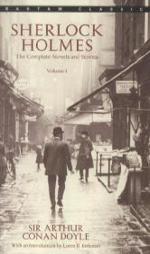 Sherlock Holmes: The Complete Novels and Stories. Vol.1 - Arthur Conan Doyle