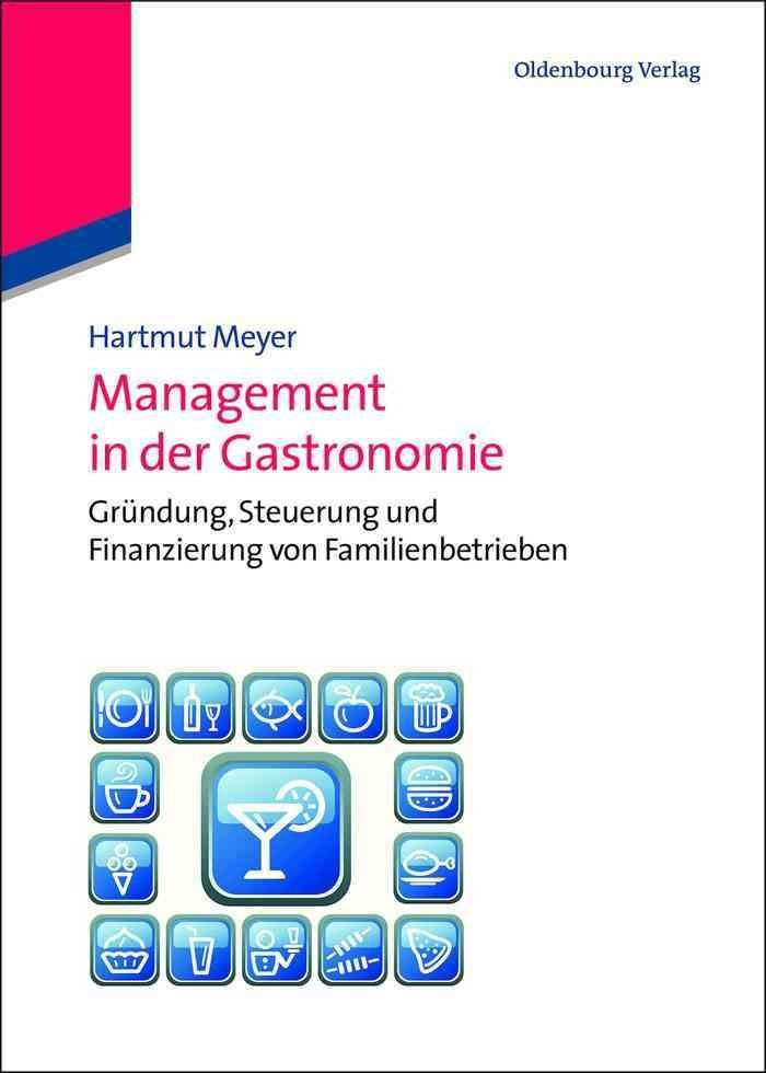 Management in Der Gastronomie - Hartmut Meyer