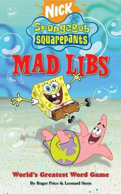SpongeBob SquarePants Mad Libs - Roger Price