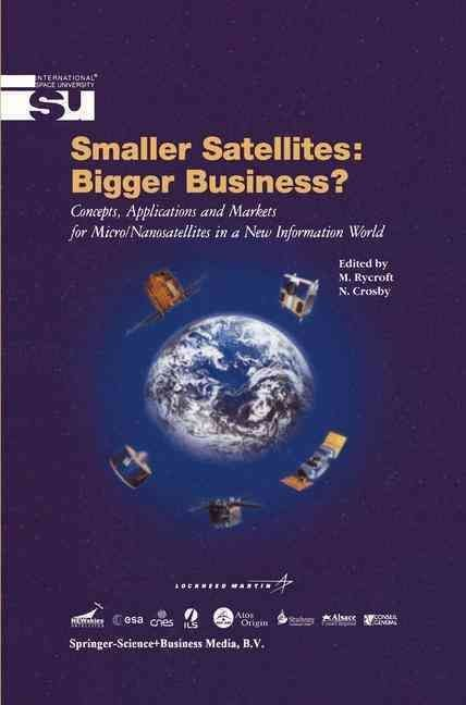 Smaller Satellites, Bigger Business?