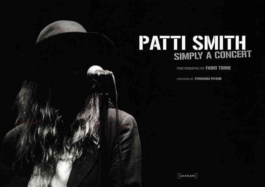 Patti Smith - Fabio Torre