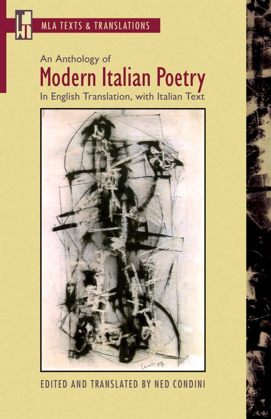 An Anthology of Modern Italian Poetry - Ned Condini