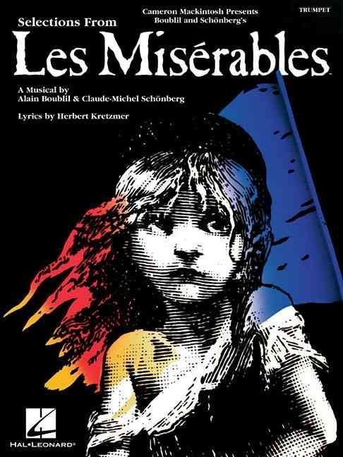 Selections from Les Miserables for Trumpet