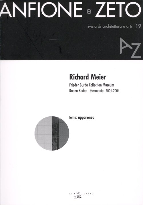 Richard Meier. Frieder Burda collection. Museum Baden Baden, Germania 2001-2004