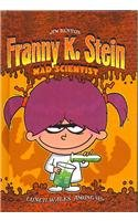 Lunch Walks Among Us (Franny K. Stein, Mad Scientist (Pb)) - Jim Benton