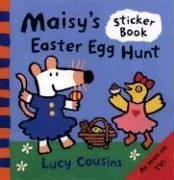 Maisy's Easter Egg Hunt: A Sticker Book - Lucy Cousins