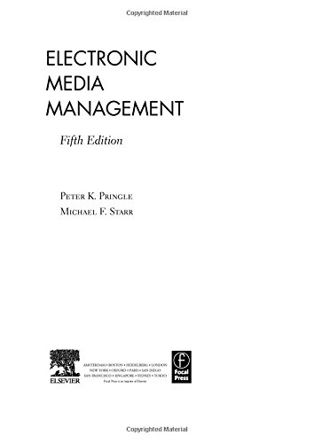 Electronic Media Management, Revised - Peter Pringle; Michael F Starr