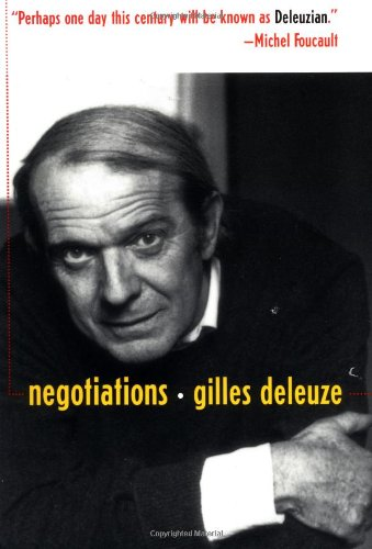 Negotiations 1972-1990 - Gilles Deleuze