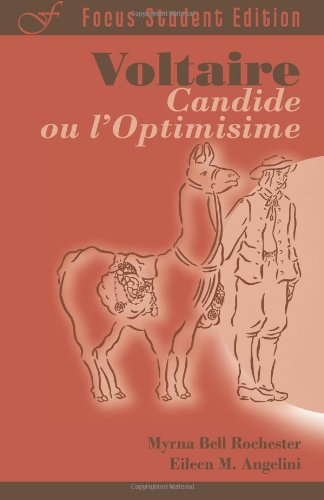 Candide, ou l'Optimisime (Focus Student Edition) (French Edition) - Voltaire