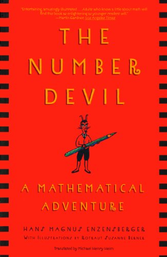 Number Devil: A Mathematical Adventure (Turtleback School  &  Library Binding Edition) - Hans M. Enzenberger