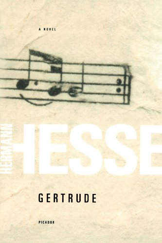 Gertrude: A Novel - Hermann Hesse