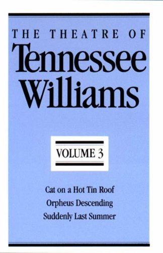 #3 Theatre Of Tennessee Williams - Tennessee Williams