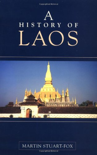 A History of Laos - Martin Stuart-Fox