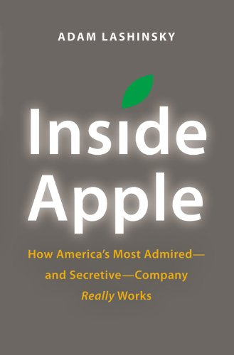 Inside Apple: How America's Most Admired and Secretive-company Really Works - Adam Lashingsky