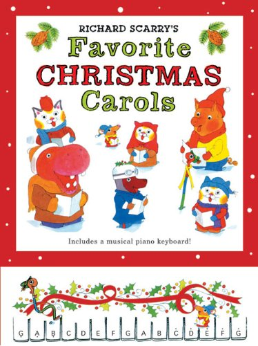 Richard Scarry's Favorite Christmas Carols - Richard Scarry