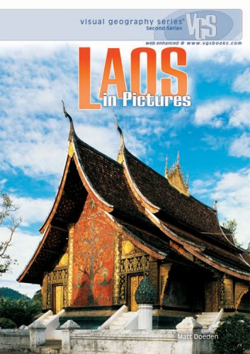 Laos in Pictures (Visual Geography. Second Series) - Matt Doeden