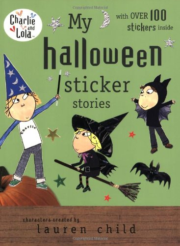 My Halloween Sticker Stories - Lauren Child