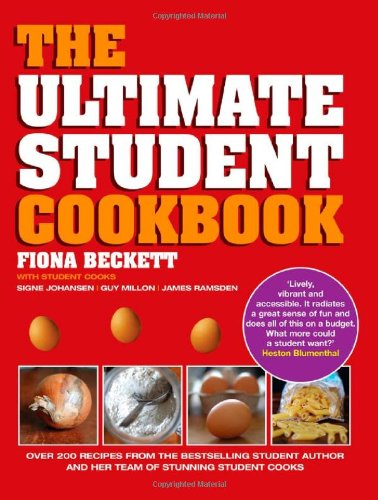 The Ultimate Student Cookbook - Fiona Beckett