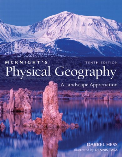 Physical Geography Laboratory Manual (10th Edition) (Pysical Geography) - Darrel Hess