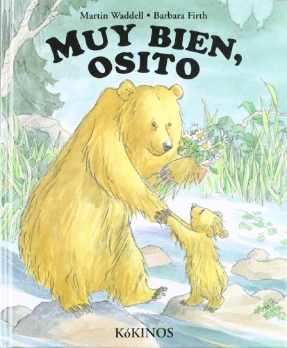Muy Bien Osito = Good Job, Little Bear (Spanish Edition) - Martin Waddell