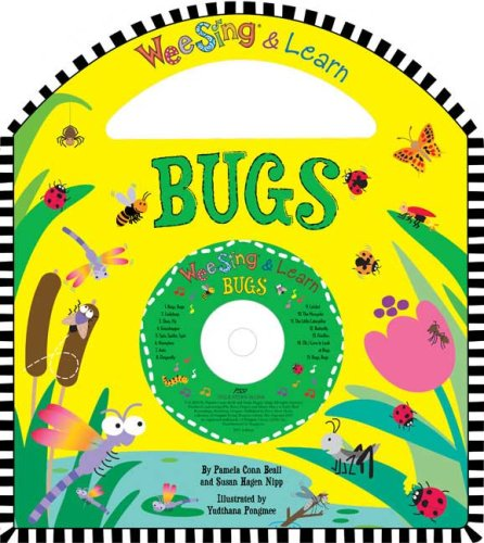 Wee Sing  &  Learn Bugs (Wee Sing and Learn) - Pamela Conn Beall; Susan Hagen Nipp