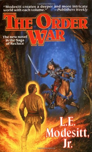 The Order War - L. E. Modesitt Jr.