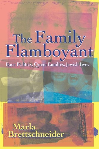 The Family Flamboyant: Race Politics, Queer Families, Jewish Lives (SUNY series in Feminist Criticism and Theory) - Marla Brettschneider