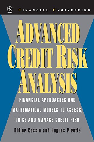 Advanced Credit Risk Analysis - Didier Cossin; Hugues Pirotte