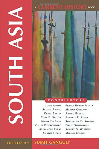 South Asia (Current History) - Sumit Ganguly
