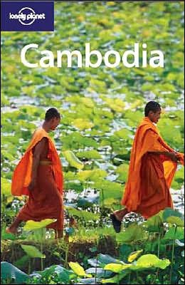 Lonely Planet Cambodia (Country Guide) - Nick Ray; Daniel Robinson