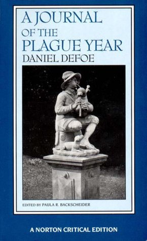 A Journal of the Plague Year (Norton Critical Editions) - Daniel Defoe