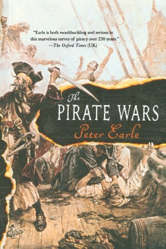 The Pirate Wars - Peter Earle