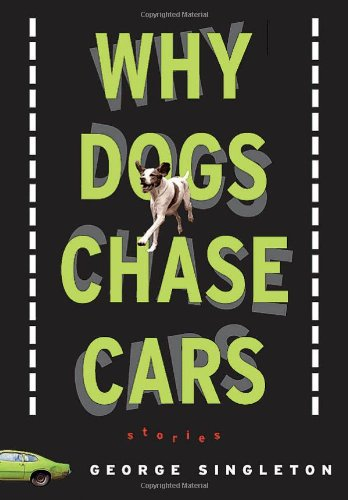Why Dogs Chase Cars: Tales of a Beleaguered Boyhood (Shannon Ravenel Books) - George Singleton