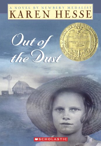 Out Of The Dust (Turtleback School  &  Library Binding Edition) (Apple Signature Edition) - Karen Hesse