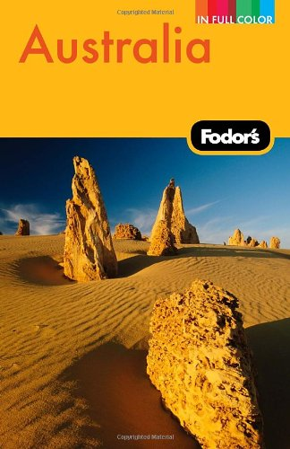 Fodor's Australia, 20th Edition (Full-color Travel Guide) - Fodor's
