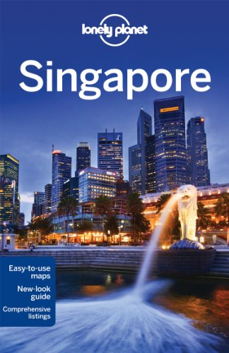 Lonely Planet Singapore (Travel Guide) - Lonely Planet; Shawn Low; Daniel McCrohan